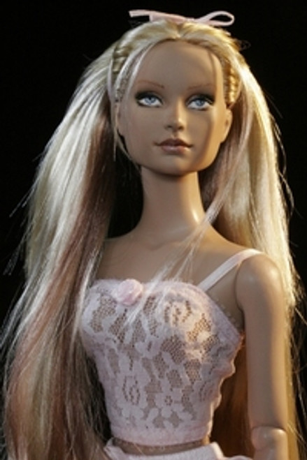 Blondicious 81 KatSilk® Saran Doll Hair
