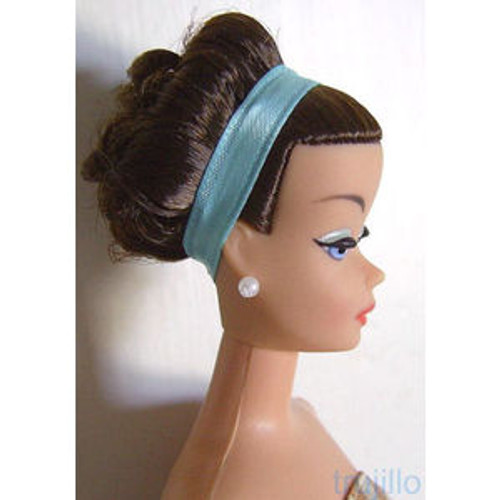 Brunette 3 KatSilk® Saran Doll Hair