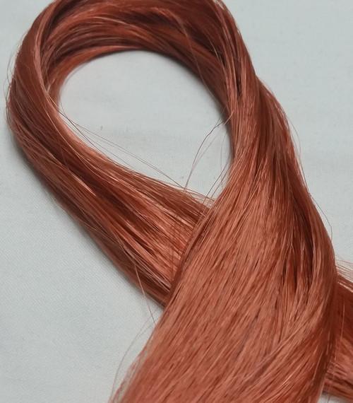 Cognac 36 KatSilk® Saran Doll Hair