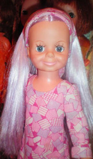 Opal Essence 62 KatSilk Saran Doll Hair