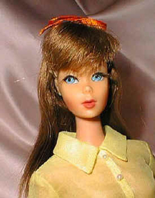 CoCo 77 KatSilk® Saran Doll Hair