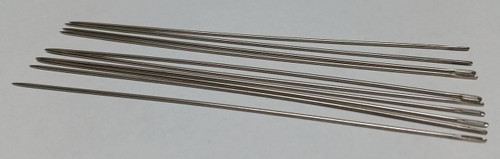Doll Reroot Needles Bulk