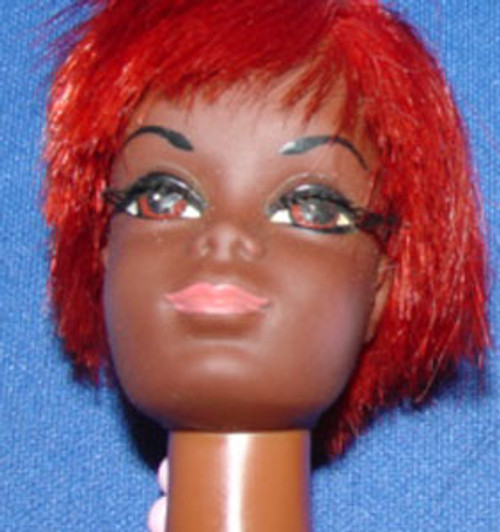 KatSilk Doll Paint E4 Orange Brown