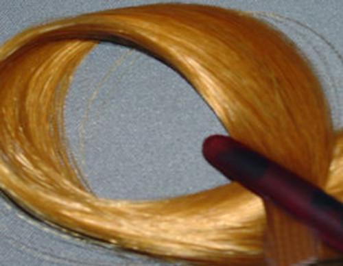KatSilk Nylon Blond 11 Doll Hair 858