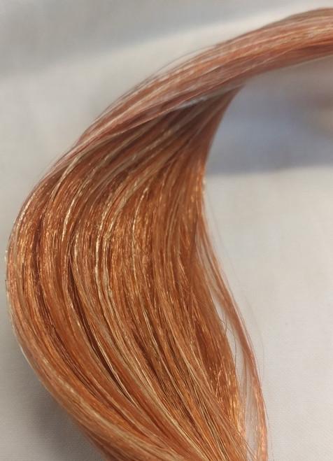 Autumn Blonde 122 KatSilk Saran Doll Hair
