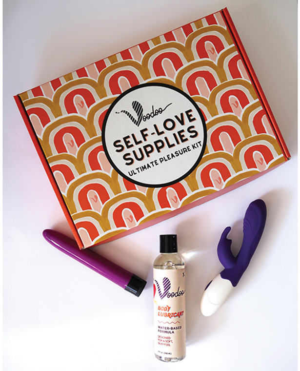 Voodoo Self-love Supplies Ultimate Pleasure Kit