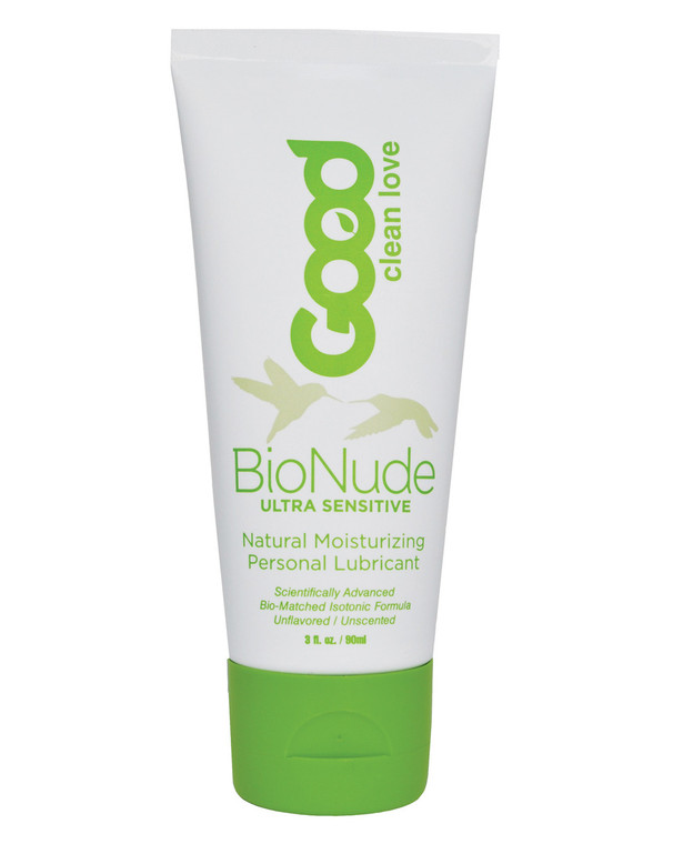 Good Clean Love Bionude Personal Lubricant - 3 oz.