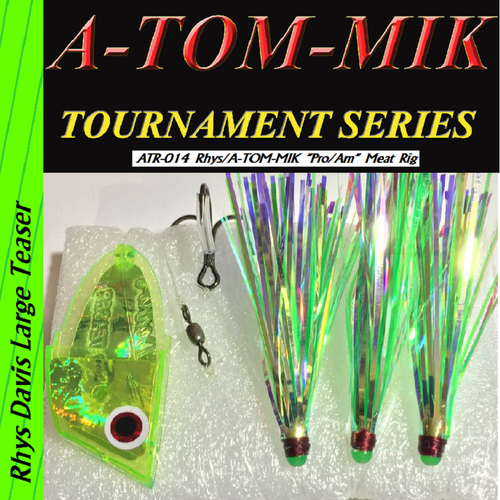 "ATR-014 Rhys/A-TOM-MIK ""Pro/Am"" Meat Rig"