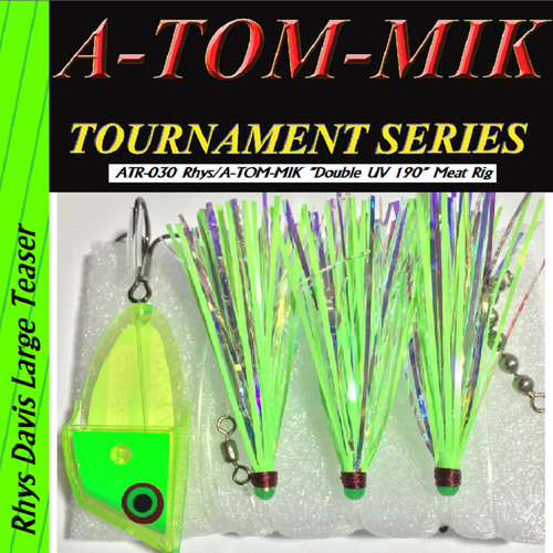 "ATR-030 Rhys/A-TOM-MIK ""Double UV190"" Meat Rig"