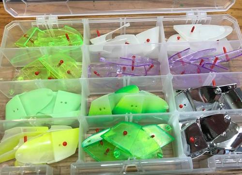 Rhys Davis Mega Kit (loose kit pieces)