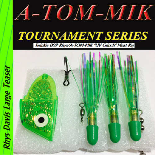 "ATR-056 Rhys/A-TOM-MIK ""UV Grinch"" Meat Rig"