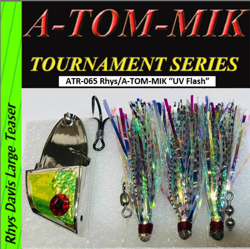 "ATR-065 Rhys/A-TOM-MIK ""UV Flash"" Meat Rig"