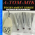 """023-King/A-TOM-MIK """"White Double Glow Cow"""" Meat Rig"""