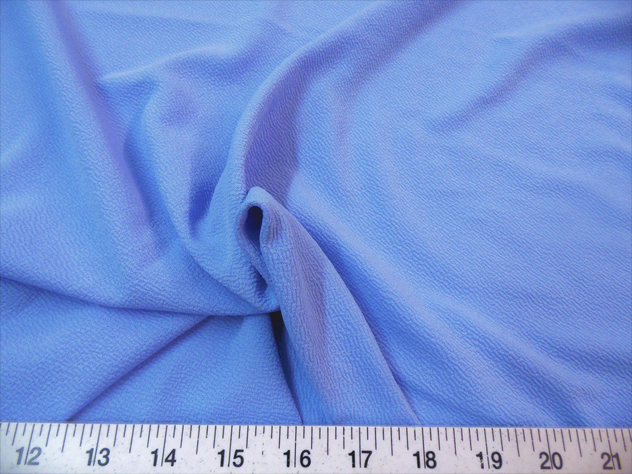 Paylessfabric Fabric Liverpool Textured 4 Way Stretch Scuba Mint Green LP06