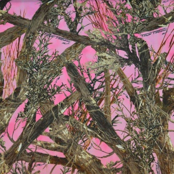 Discount Fabric True Timber MC2 Pink Camouflage Twill CA01