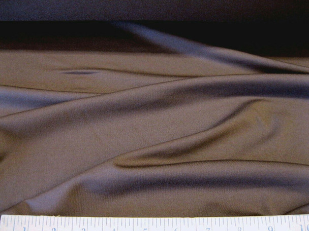 Discount Lycra Spandex Nylon 4 way stretch Solid Brown LY917