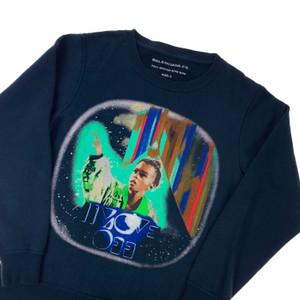 Balenciaga Glitter Girl Sweatshirt