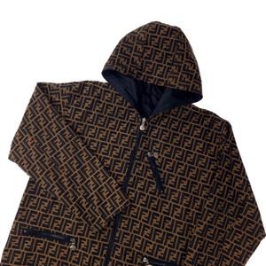 Fendi Zucca Monogram Jacket