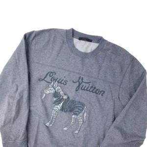 Louis Vuitton x Chapman Brothers Grey Sweatshirt