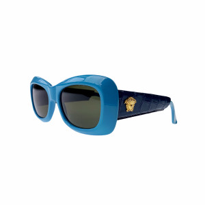 Versace MOD 417/P COL 938 Croc Leather Sunglasses