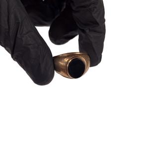 9ct Gold Onyx Signet Ring