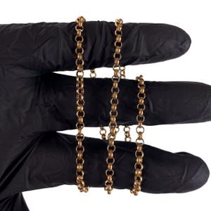 9ct Gold 18'' Belcher Chain