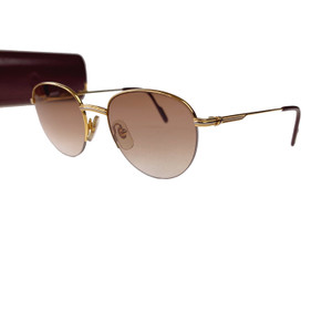 Cartier Colisee Sunglasses w/ Custom Oak Gradient Lenses