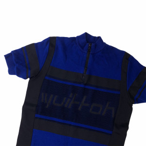 Louis Vuitton Jacquard Cycling Top