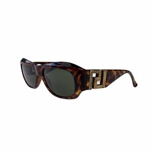 Versace MOD T75/C Tortoise Shell Sunglasses