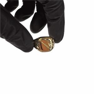 14ct Gold Signet Ring