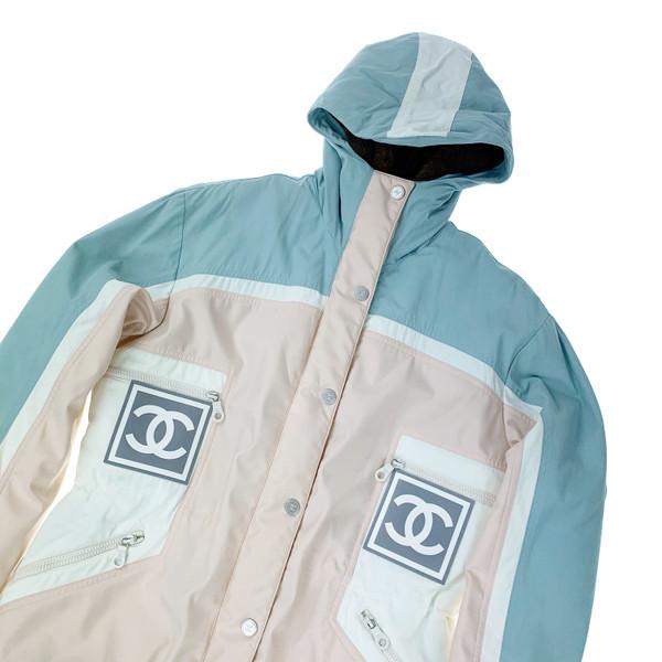 Chanel Identification Ski Jacket