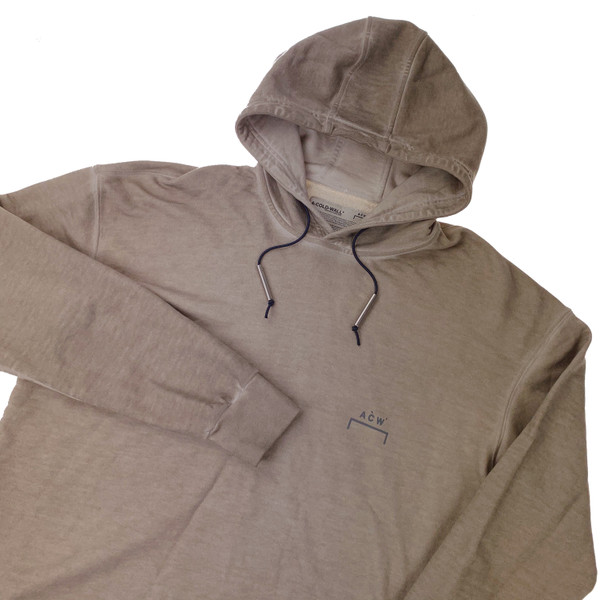 A-COLD-WALL* Beige Hoodie