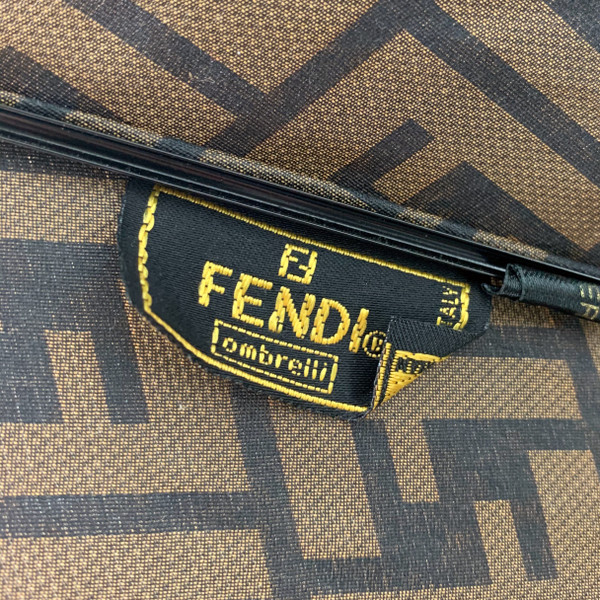 Fendi Zucca Print Umbrella