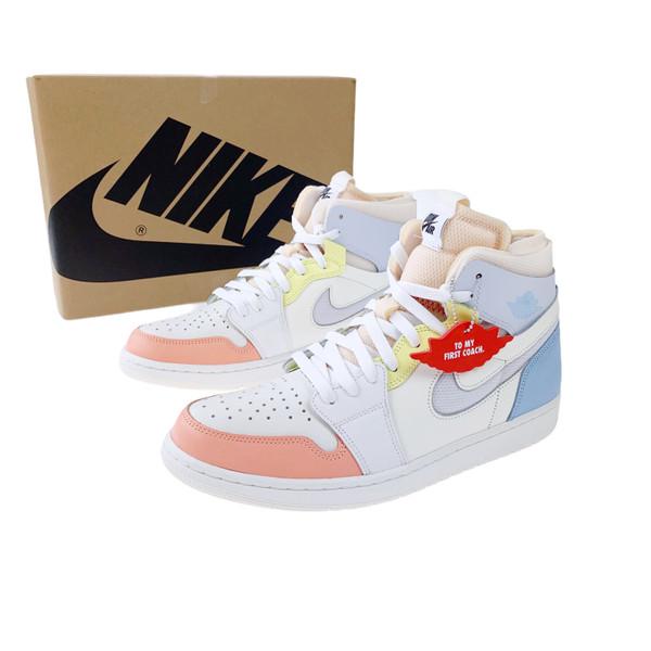 Nike Air Jordan 1 High Zoom CLFT To My First Coach