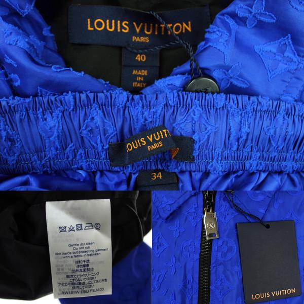 Louis Vuitton Monogram Technical Fil Coupe Set
