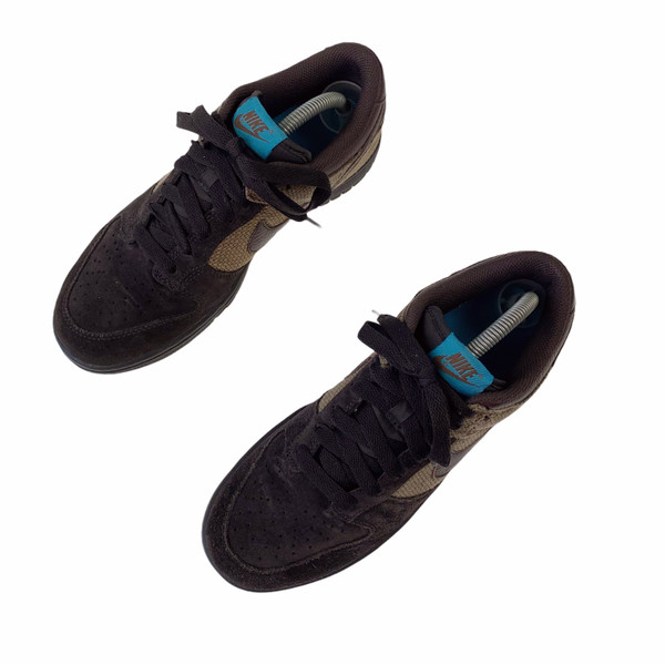 Nike Dunk Low CL Tar / Boulder Trainers