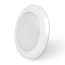 """6"""" inch LED disk surface downlight - Canless Recessed Light - 15W=100W Replacement - Flush Mount direct wire"""