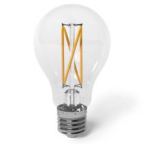 SunLake Lighting Standard LED Vintage Edison Lamp bulb A19 60 watt replacement single bulb image E26 screw base