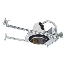 """4"""" Inch Recessed LED Light Can - New Construction."""