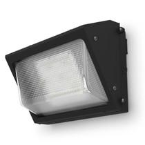 SunLake Lighting LED Wall Pack exterior weatherproof security light 80 watt or 120 watt 5000K daylight single light image - 1 pack