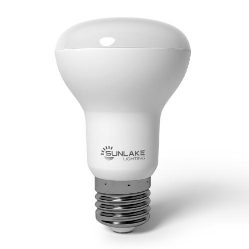 SunLake Lighting Standard LED Lamp bulb BR20 50 watt replacement E26 screw base single bulb image