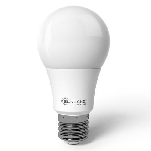 SunLake Lighting Standard LED Lamp bulb A19 60 watt replacement single bulb image E26 screw base