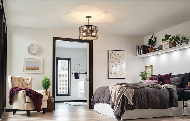 LED Spotlight: The Right Way to Light Your Bedroom