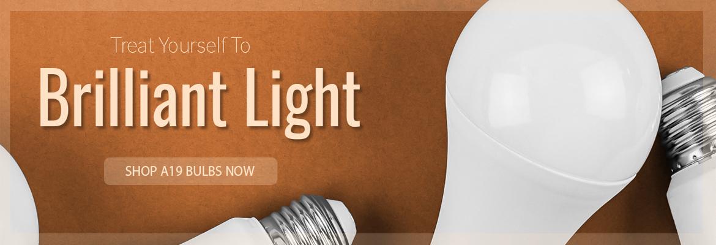 SunLake Lighting G25 LED Bulbs