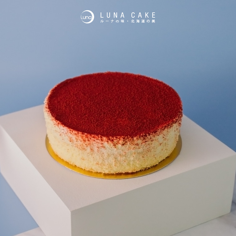 Premium荔枝雙層芝士蛋糕 - 須於4個工作天或之前預訂