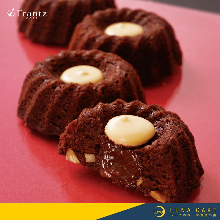 [預訂]〈Frantz〉居留地焦糖 Brownies 蛋糕