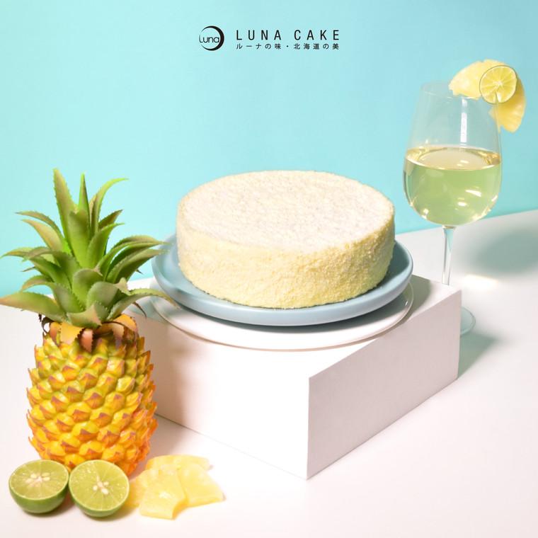 【夏日限定】加勒比海雞尾酒雙層芝士蛋糕