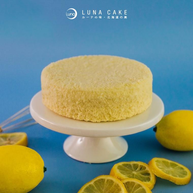 經典檸檬雙層芝士蛋糕