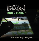 Aesthetically Designed Knives | by The Gillian