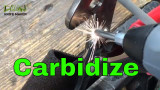 Carbidizing the Lock